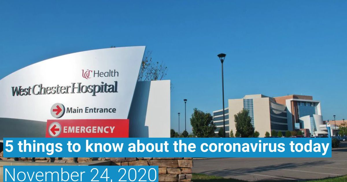 5 things to know about the coronavirus today: Hospitals under pressure - dayton.com