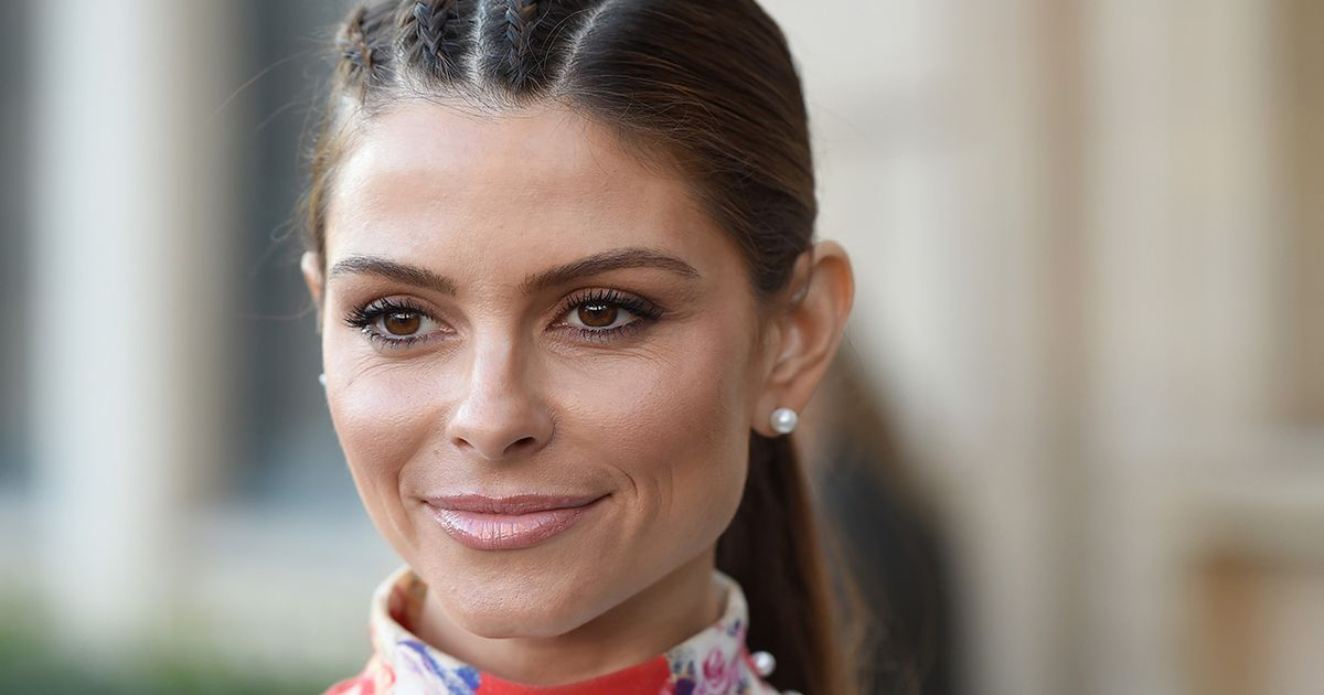 Maria Menounos describes her brain tumor as 'such a gift'