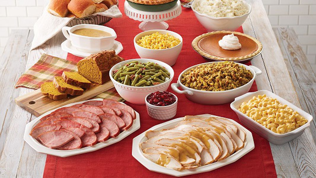 Bob Evans Restaurants Offer Thanksgiving Dinner To Go